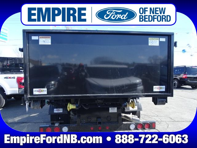 2019 F-550 Regular Cab DRW 4x4, Switch N Go Drop Box Hooklift Body #F867 - photo 2