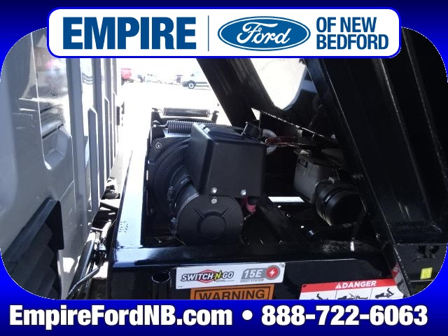 2019 F-550 Regular Cab DRW 4x4, Switch N Go Drop Box Hooklift Body #F867 - photo 4