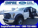 2019 F-550 Regular Cab DRW 4x4,  Switch N Go Drop Box Hooklift Body #F867 - photo 1