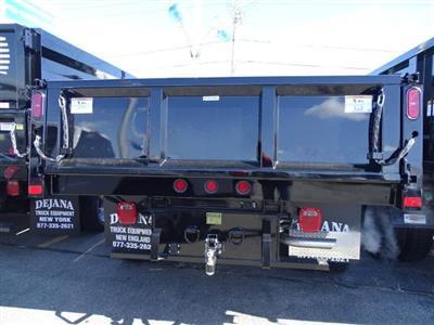 2019 F-550 Regular Cab DRW 4x4,  Rugby Eliminator LP Steel Dump Body #F887 - photo 2