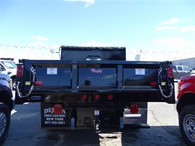 2019 F-350 Regular Cab DRW 4x4,  Rugby Eliminator LP Steel Dump Body #F888 - photo 2