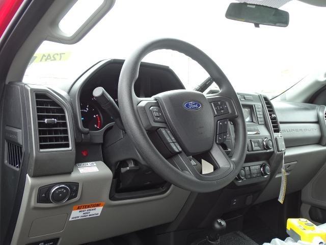 2019 Ford F-550 Regular Cab DRW 4x4, Rugby Landscape Dump #F906 - photo 5
