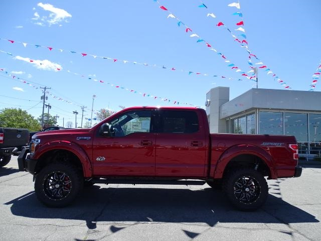 2019 F-150 SuperCrew Cab 4x4,  Pickup #F928 - photo 1