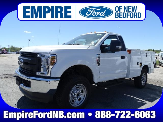 2019 F-350 Regular Cab 4x4,  Knapheide Service Body #F929 - photo 1