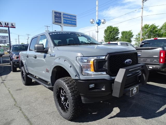 2019 F-150 SuperCrew Cab 4x4,  Pickup #F933 - photo 1