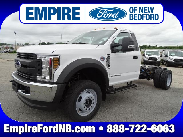 2019 Ford F-550 Regular Cab DRW 4x4, Cab Chassis #F957 - photo 1