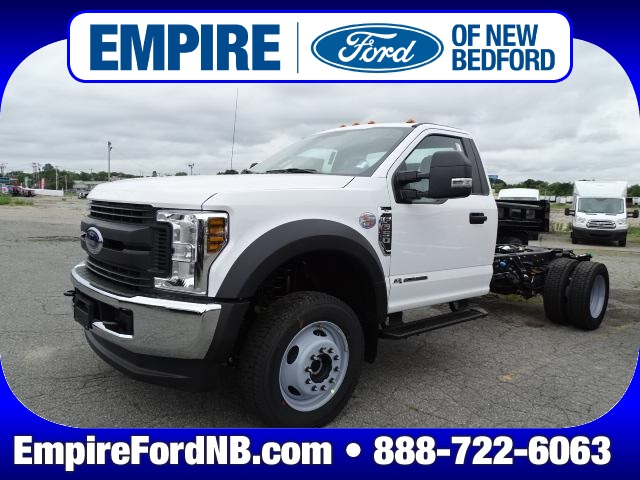 2019 Ford F-550 Regular Cab DRW 4x4, Cab Chassis #F962 - photo 1