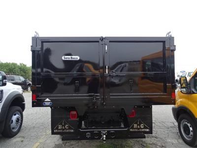 2019 F-550 Regular Cab DRW 4x4,  SH Truck Bodies Landscape Dump #F969 - photo 2
