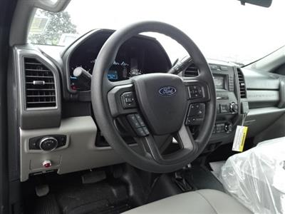 2019 F-550 Regular Cab DRW 4x4, SH Truck Bodies Landscape Dump #F969 - photo 5