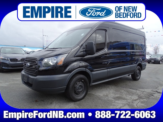 2016 Ford Transit 250 Med Roof 4x2, Upfitted Cargo Van #F992A - photo 1