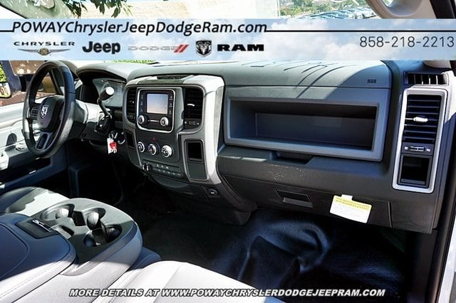 2017 Ram 5500 Regular Cab DRW 4x2,  Scelzi Contractor Body #C14859 - photo 11