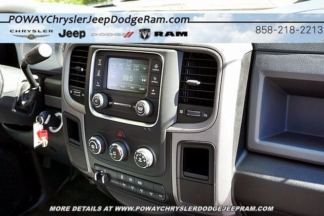 2017 Ram 5500 Regular Cab DRW 4x2,  Scelzi Contractor Body #C14859 - photo 12