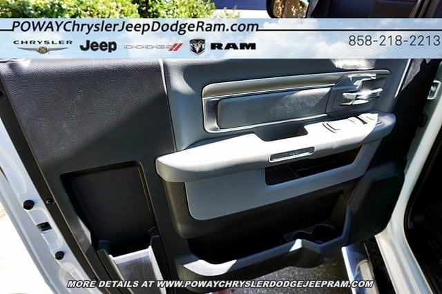 2017 Ram 5500 Regular Cab DRW 4x2,  Scelzi Contractor Body #C14859 - photo 24