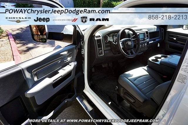 2017 Ram 5500 Regular Cab DRW 4x2,  Scelzi Contractor Body #C14859 - photo 35