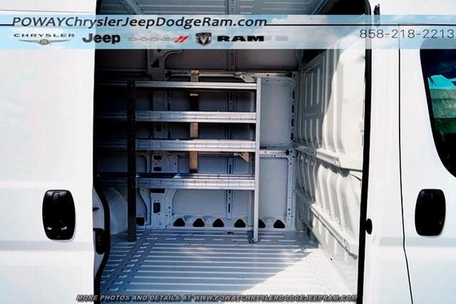2018 ProMaster 2500 High Roof FWD,  Sortimo Upfitted Cargo Van #C15545 - photo 15