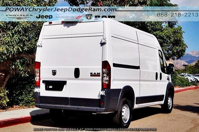 2018 ProMaster 2500 High Roof FWD,  Sortimo Upfitted Cargo Van #C15545 - photo 22