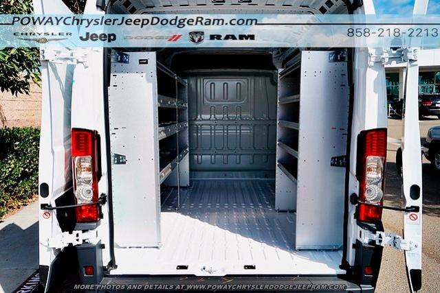 2018 ProMaster 2500 High Roof FWD,  Sortimo Upfitted Cargo Van #C15545 - photo 2