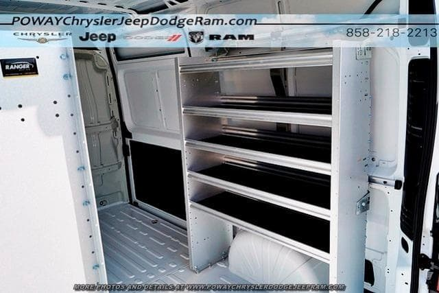 2018 ProMaster 2500 High Roof FWD,  Sortimo Upfitted Cargo Van #C15545 - photo 24