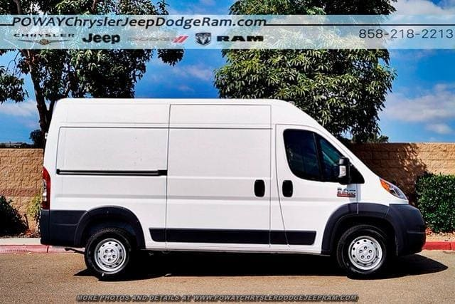 2018 ProMaster 2500 High Roof FWD,  Sortimo Upfitted Cargo Van #C15545 - photo 6