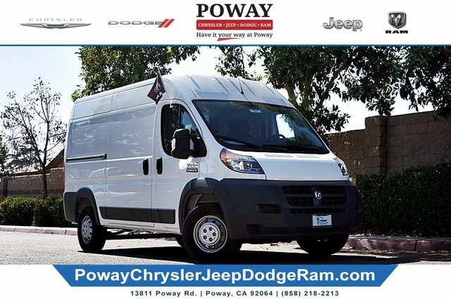 2018 ProMaster 2500 High Roof FWD,  Sortimo Shelf Staxx Upfitted Cargo Van #C15545 - photo 1