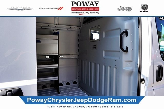 2018 ProMaster 2500 High Roof FWD,  Sortimo Shelf Staxx Upfitted Cargo Van #C15545 - photo 18