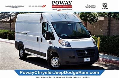 2018 ProMaster 2500 High Roof FWD,  Sortimo Shelf Staxx Upfitted Cargo Van #C15545 - photo 3