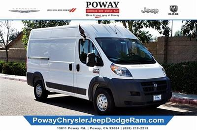 2018 ProMaster 2500 High Roof FWD,  Sortimo Shelf Staxx Upfitted Cargo Van #C15545 - photo 6