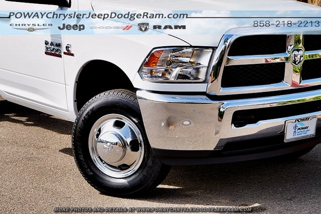 2018 Ram 3500 Regular Cab DRW 4x2,  Cab Chassis #C15573 - photo 4