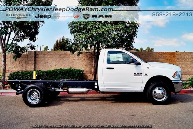 2018 Ram 3500 Regular Cab DRW 4x2,  Cab Chassis #C15573 - photo 8
