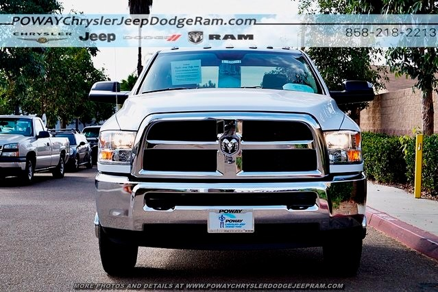 2018 Ram 3500 Regular Cab DRW 4x2,  Cab Chassis #C15573 - photo 5