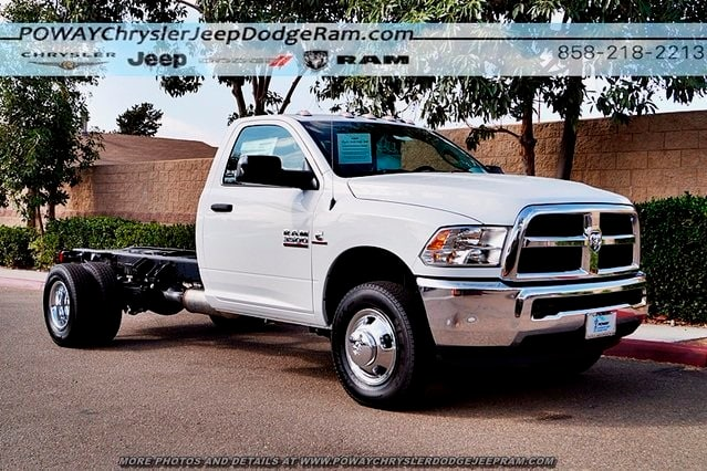 2018 Ram 3500 Regular Cab DRW 4x2,  Cab Chassis #C15573 - photo 6