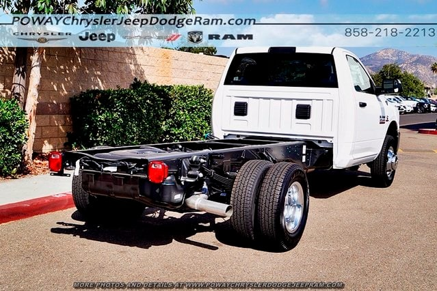 2018 Ram 3500 Regular Cab DRW 4x2,  Cab Chassis #C15573 - photo 2