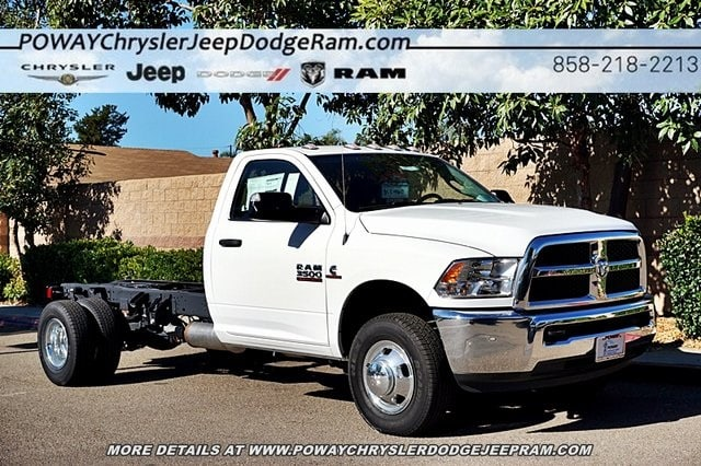 2018 Ram 3500 Regular Cab DRW 4x2,  Cab Chassis #C15573 - photo 32