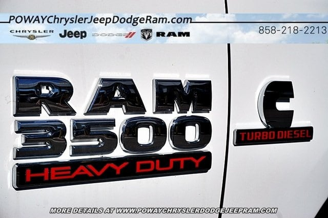 2018 Ram 3500 Regular Cab DRW 4x2,  Cab Chassis #C15573 - photo 34