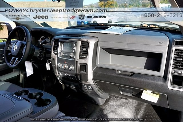 2018 Ram 5500 Regular Cab DRW 4x2,  Harbor Combo Body #C15743 - photo 10