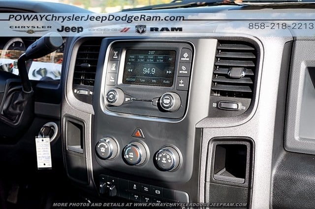 2018 Ram 5500 Regular Cab DRW 4x2,  Harbor Combo Body #C15743 - photo 11