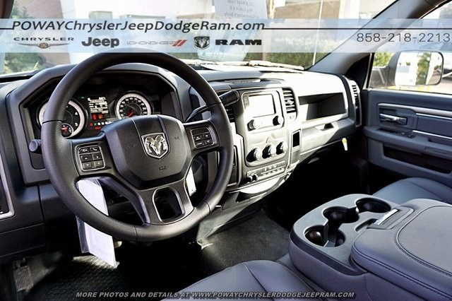 2018 Ram 5500 Regular Cab DRW 4x2,  Harbor Combo Body #C15743 - photo 23