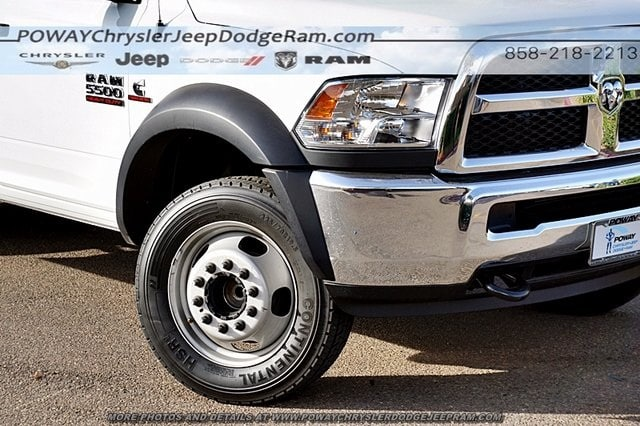 2018 Ram 5500 Regular Cab DRW 4x2,  Harbor Combo Body #C15743 - photo 3