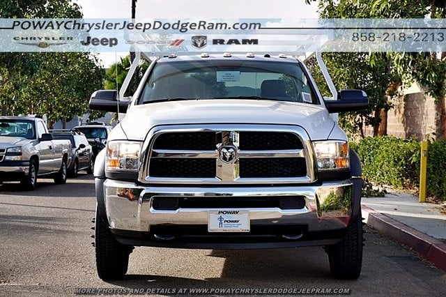 2018 Ram 5500 Regular Cab DRW 4x2,  Harbor Combo Body #C15743 - photo 4