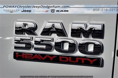 2018 Ram 5500 Regular Cab DRW 4x2,  Harbor ComboMaster Combo Body #C15743 - photo 7