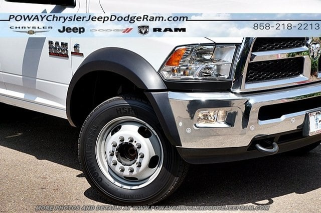 2018 Ram 5500 Crew Cab DRW 4x2,  Bedco Truck Equipment Stake Bed #C15833 - photo 36