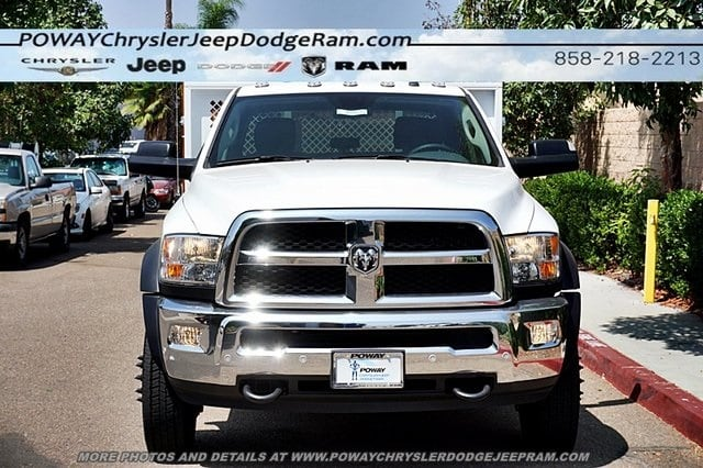2018 Ram 5500 Crew Cab DRW 4x2,  Bedco Truck Equipment Stake Bed #C15833 - photo 37
