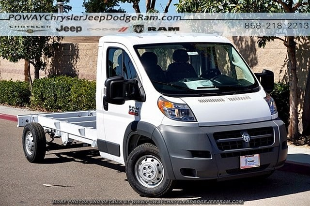 2018 ProMaster 3500 Standard Roof FWD,  Cab Chassis #C16009 - photo 3