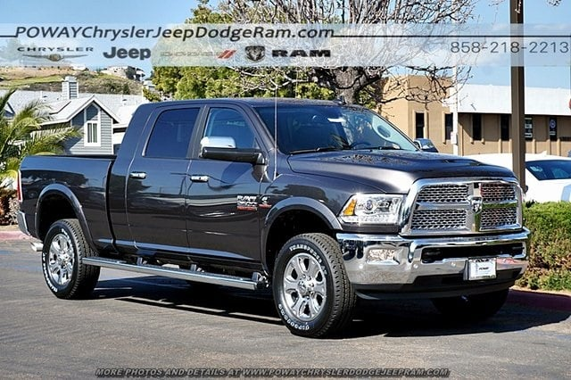 2018 Ram 2500 Mega Cab 4x4,  Pickup #C16070 - photo 6