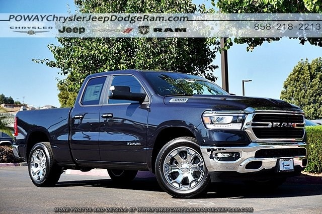 2019 Ram 1500 Quad Cab 4x2,  Pickup #C16265 - photo 1