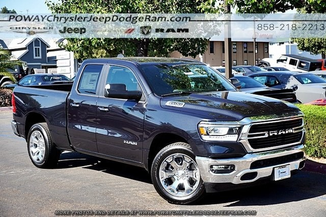 2019 Ram 1500 Quad Cab 4x2, Pickup #C16265 - photo 3