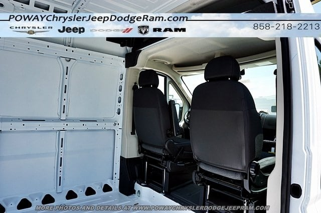 2018 ProMaster 3500 High Roof FWD,  Empty Cargo Van #C16277 - photo 15