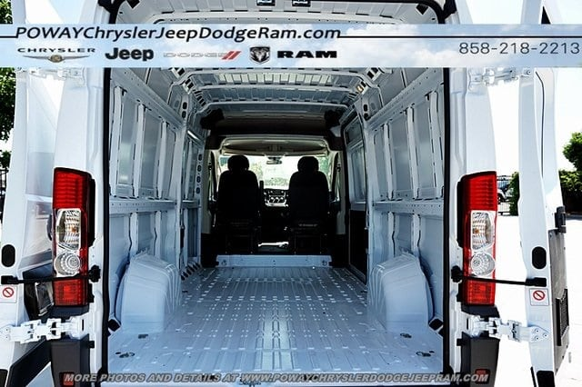 2018 ProMaster 3500 High Roof FWD,  Empty Cargo Van #C16277 - photo 18