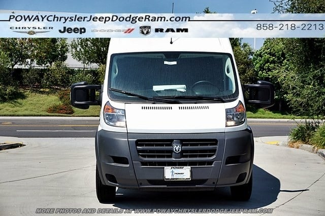 2018 ProMaster 3500 High Roof FWD,  Empty Cargo Van #C16277 - photo 5