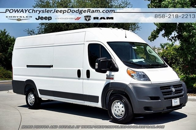 2018 ProMaster 3500 High Roof FWD,  Empty Cargo Van #C16277 - photo 6